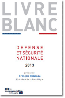 Livre Blanc Sur La Defense Et La Securite Nationale
